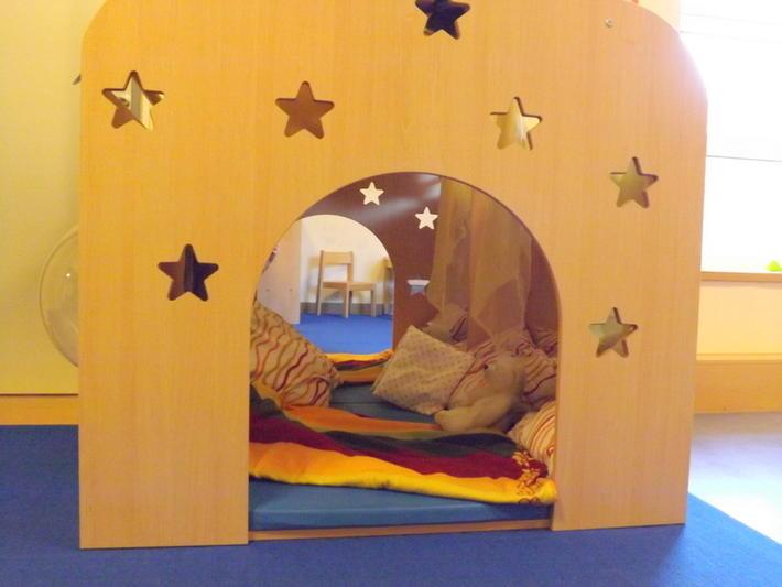 Kuschelhöhle kindergarten  Unser Kindergarten | Rappelkiste Schieder